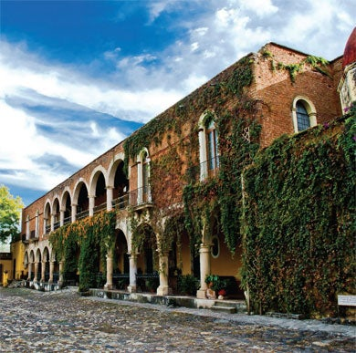 The 14 Best Haciendas In Mexico Page 4 Of 5 Elite Traveler