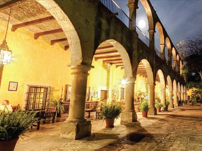 The 14 Best Haciendas In Mexico Page 5 Of 5 Elite Traveler