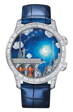 midnight poetic wish / van cleef & arpels