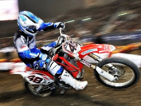 INtERNAtIONAL SUPERCROSS GENEVA