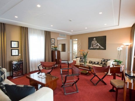 Royal Suite, Jumeirah Grand Hotel via veneto