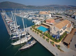 Lefkas Marina , Lefkas The Luxury