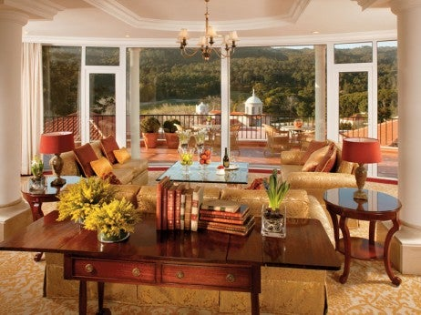 LIvINg ROOm, ImPERIAL SUITE