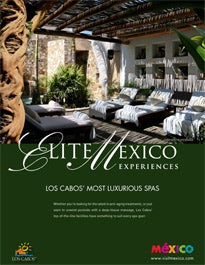 Los Cabos' Most Luxurious Spas