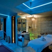 the spa at Park hyatt milan
