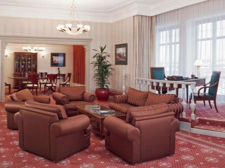 MOSCOW-MARRIOTT GRAND HOTEL