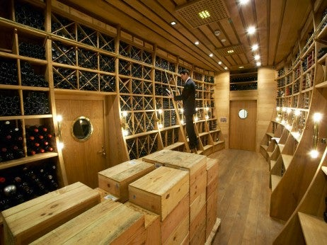 New World Wine Cellar © Palais Coburg / Herbert Lehmann