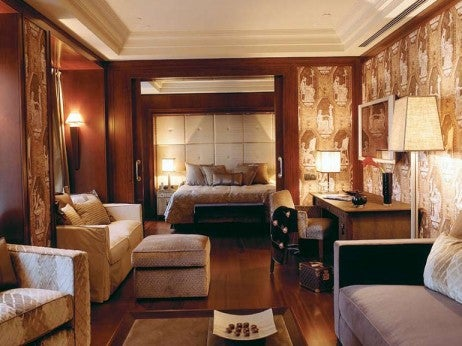 Presidential Suite At The Majestic Hotel & Spa