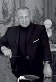 Pascal Raffy, Owner Of Bovet