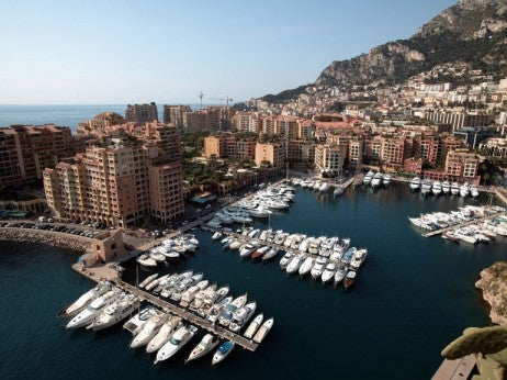 pOrt de fOntvieille © mOnAcO preSS center