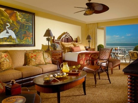 Owner's Oceanfront Penthouse Suite, Cheeca Lodge & Spa