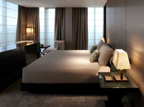 Presidential Suite , Armani Hotel