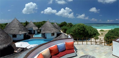 Roof Deck And Villas