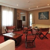 Royal Suite Jumeirah Grand Hotel Viaveneto