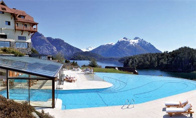 Llao Llao Swimming Pool
