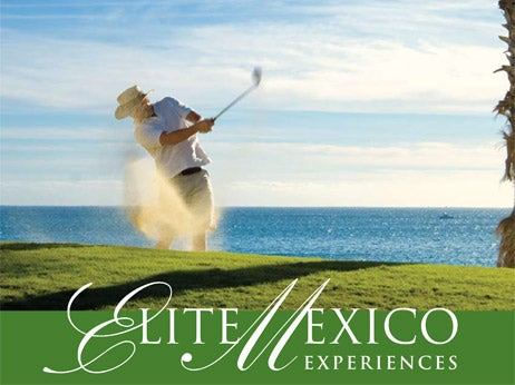 Best golfing in Mexico