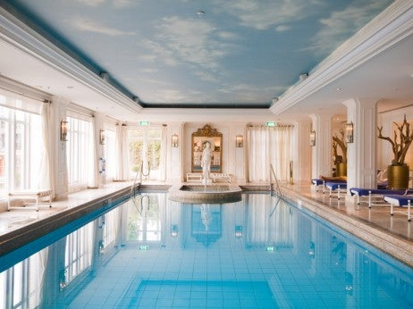 Luxury Hotels In Rome With Swimming Pool