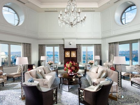 The Presidential Suite Mandarin Oriental Washington DC