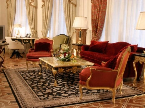 THE SAVOY GRAND SUITE
