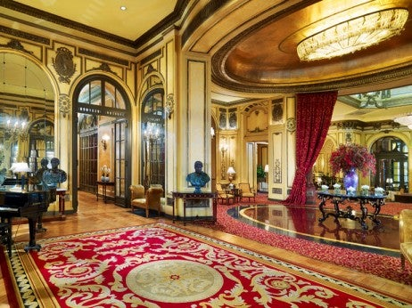 The St Regis Rome Lobby 8 Best Hotels And Suites