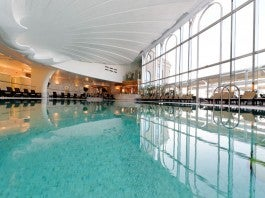 Thermes Marins Monte Carlo Pool
