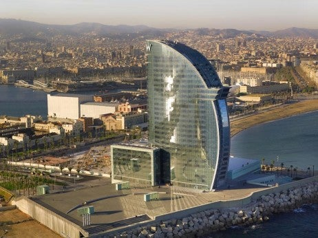 The 9 Best Hotels And Suites In Barcelona Page 2 Of 10 Elite