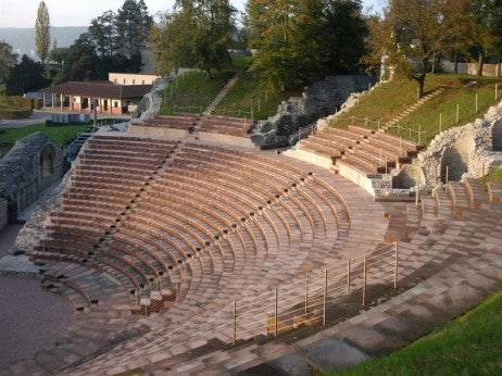 THE ROMANTHEATER OFAUGUSTA RAURICA