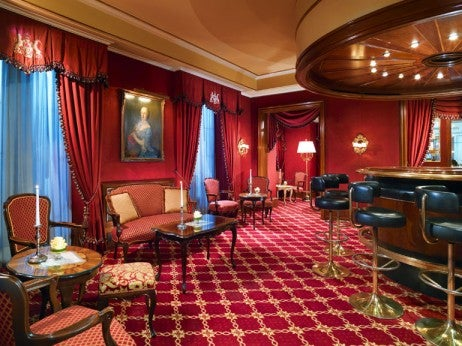 Bar Maria Theresia © Hotel Imperial Wien