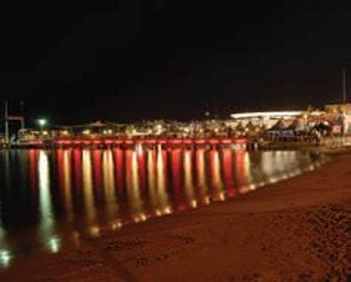 cannes film festival by night