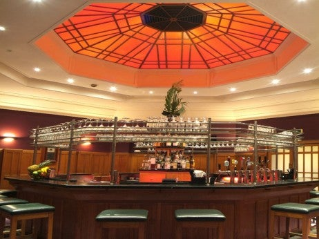 The Octagon Bar at the Clarence