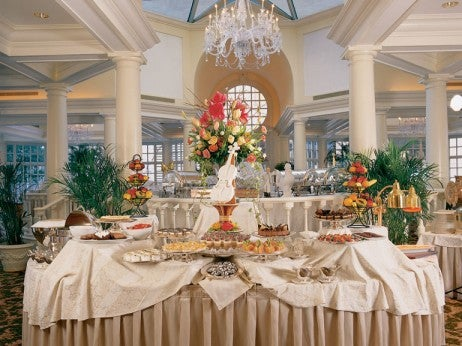 fairmont colonnade brunch