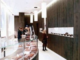 PIERRE MARCOLINI FLAGSHIP STORE