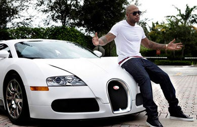 flo rida - The highest profile buggati veyron owners