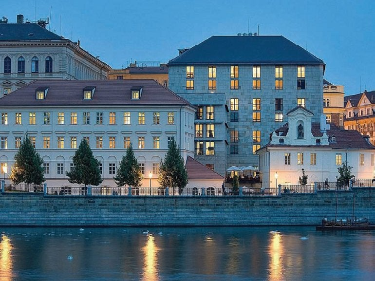 The 8 best hotels and suites in prague page 6 of 8 for Top hotel prag