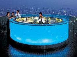 Bangkok's Tower Club