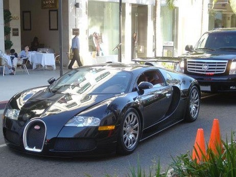 lil wayne - The highest profile buggati veyron owners