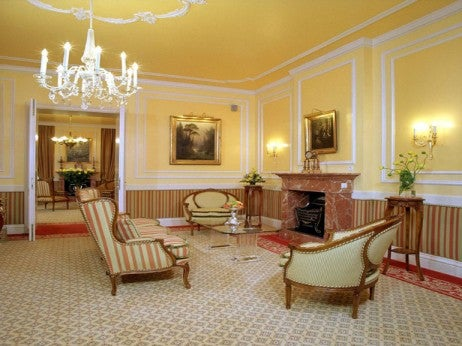 Magic Flute Presidential Suite at Hotel Sacher