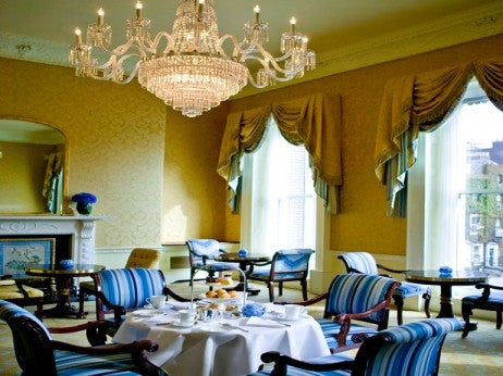 The Shelbourne Heritage Lounge