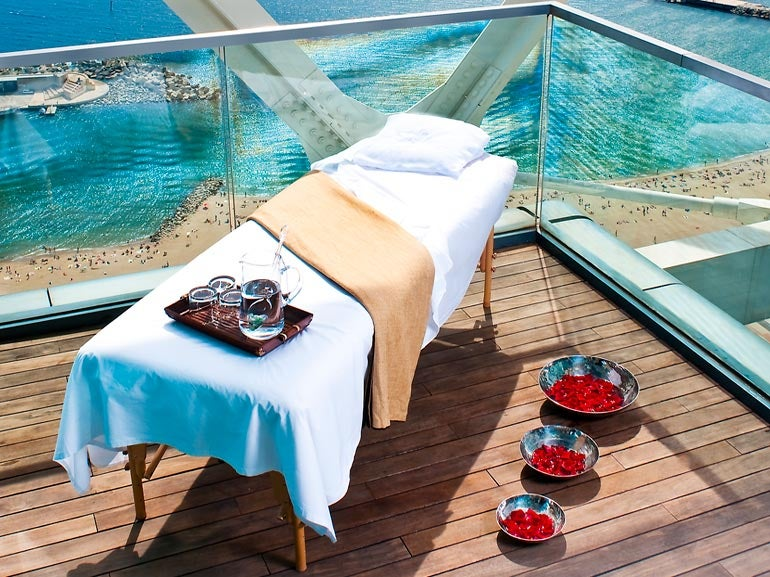 The Spa By Six Senses Spas At Hotel Arts Barcelona