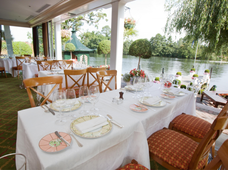 The Waterside Inn Fine Dining Restaurant
