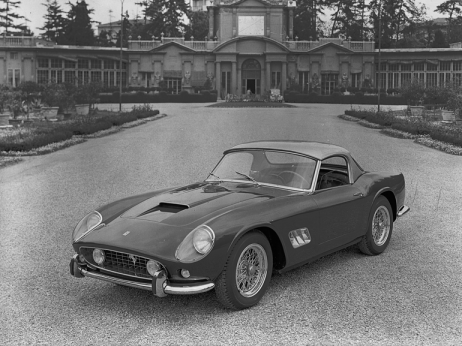 1961-Ferrari-250-GT-SWB-California-Spyder-CREDIT-FERRARI-SpA - the most expensive ferraris ever built