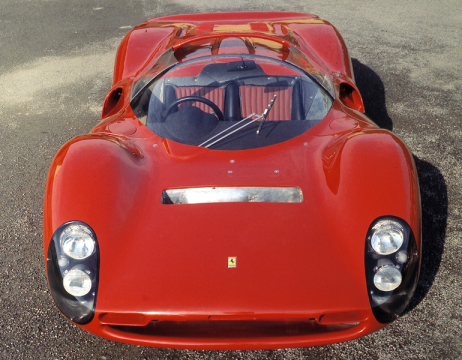 1966-Ferrari-330-P3-CREDIT-FERRARI-SpA - the most expensive ferraris ever built