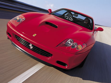 2002 Ferrari Maranello 575M c. FERRARI SpA - the most expensive ferraris ever built