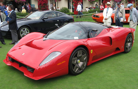 Ferrari-p4-5-2006 - the most expensive ferraris ever built