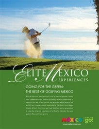 The Best of Golfing Mexico