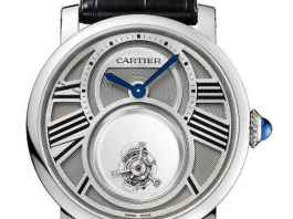Cartier Rotonde Double Tourbillon