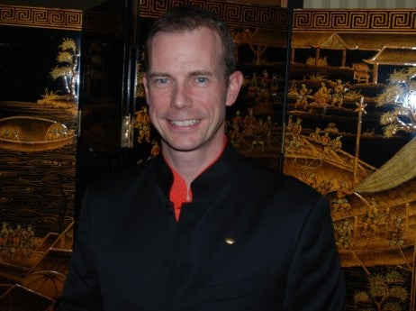 Mandarin Oriental San Francisco General Manager Donald Bowman