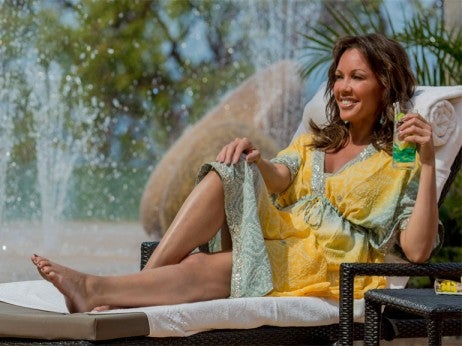 Vanessa Williams Garza Blanca