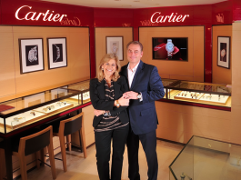 Cartier Boutique Weston Jewelers