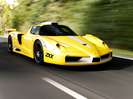 Ferrari Enzo ZXX Evolution Edo Competition